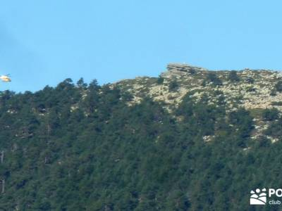JUEVES Senderista - Cuerda de las Cabrillas y Valle de la Barranca;rutas senderismo por madrid cerce
